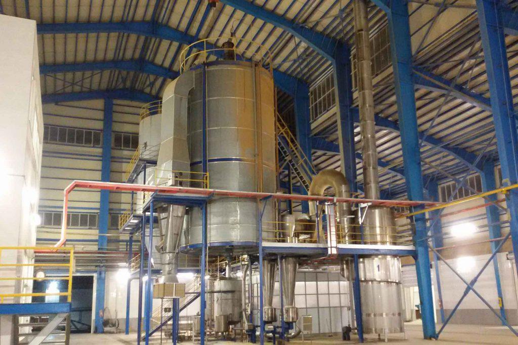 عکس تولید و صادرات ریشمک